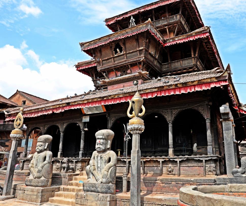 Dattatreya Temple, Bhaktapur