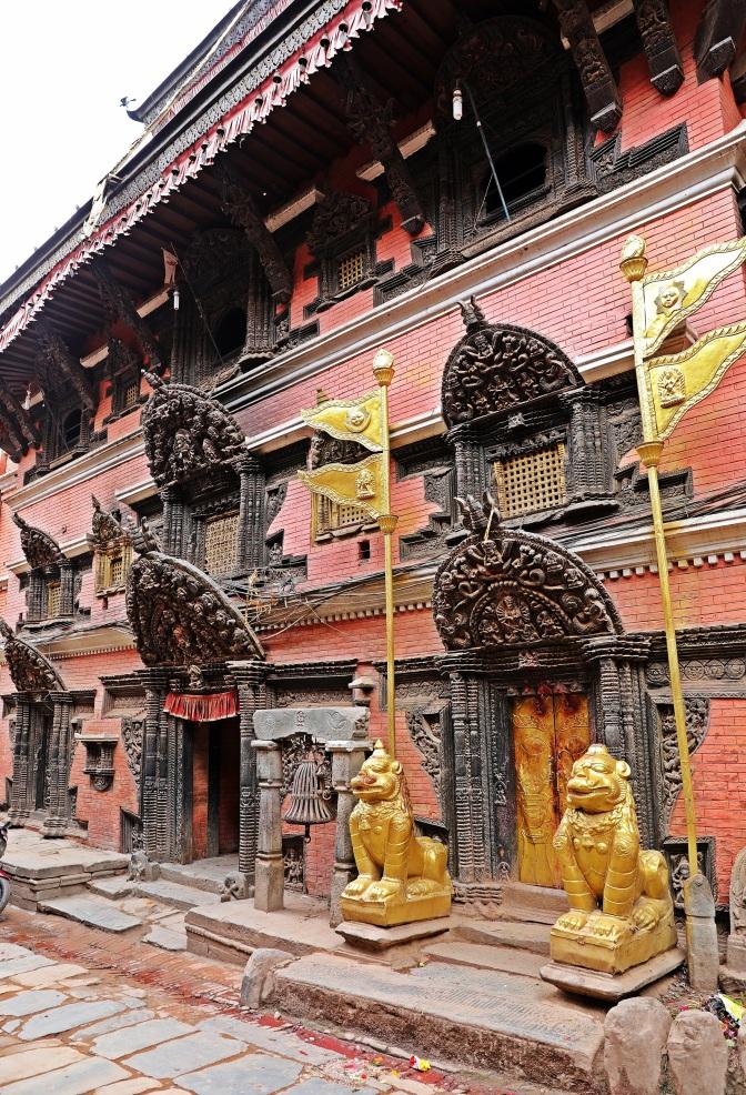 Barahi Ajima Temple, Bhaktapur