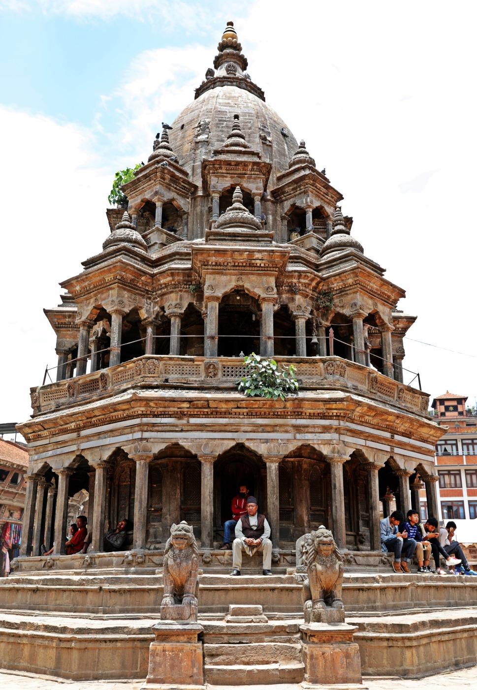 Chyasin Dewal Temple, Patan