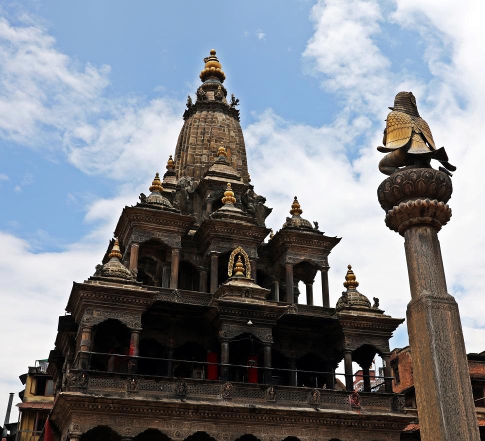 Krishna Mandir, Patan