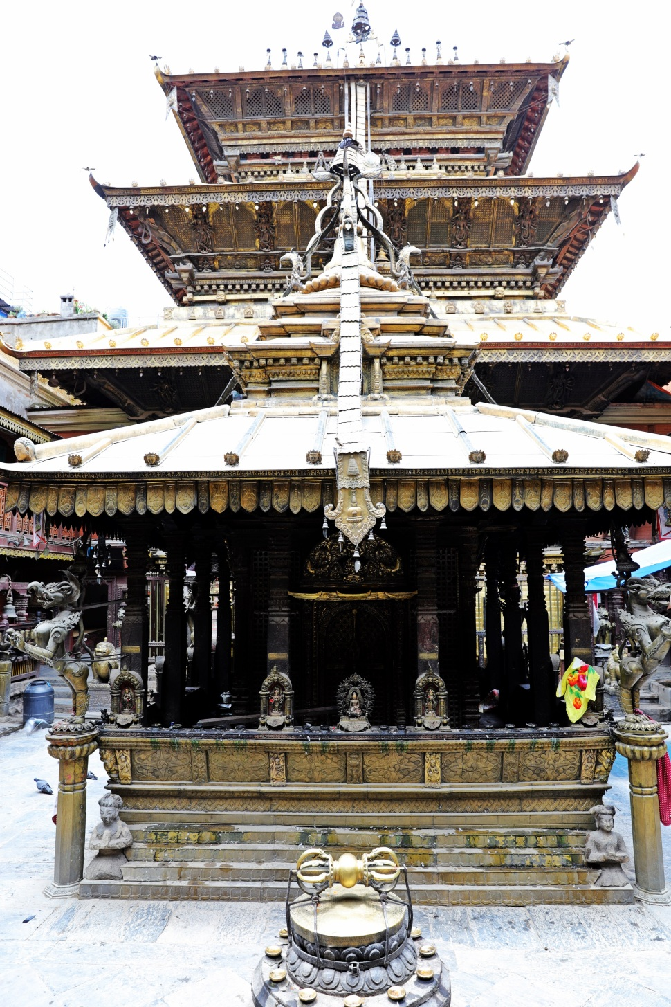 Golden Temple, Patan