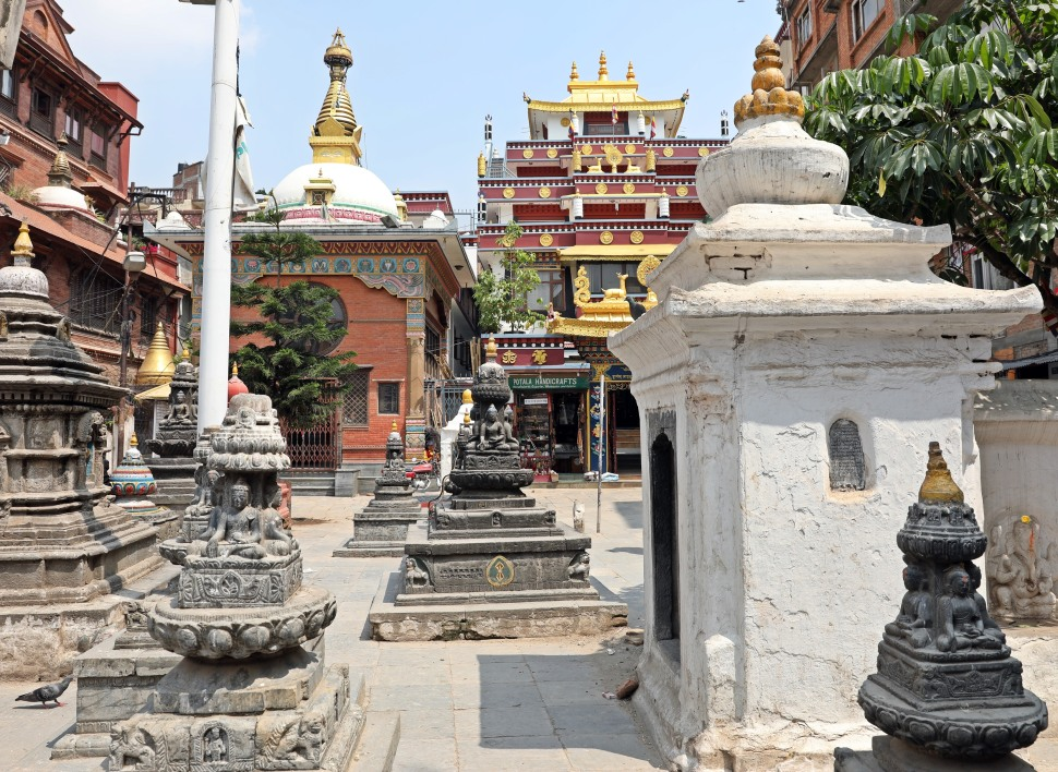 Kathesimbu Chorten, Kathmandu