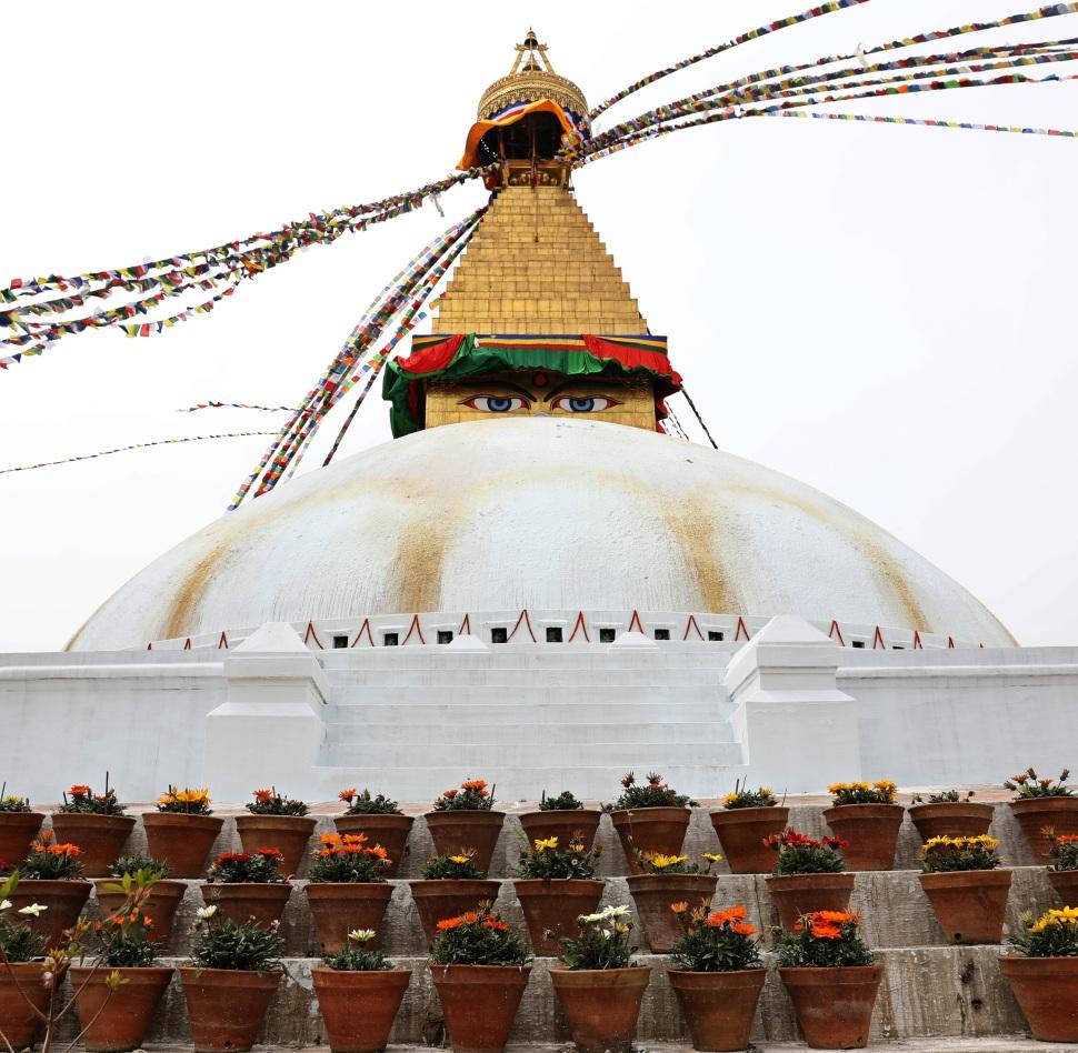 Boudhanath Chorten, Kathmandu