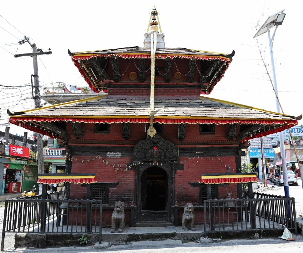 Bimsen Temple, Pokhara