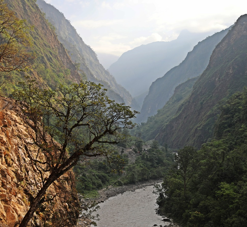 Buri Gandaki (River)