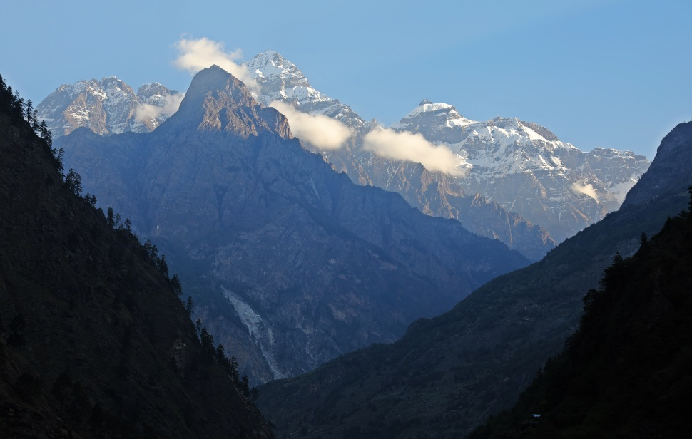 The Manaslu Range