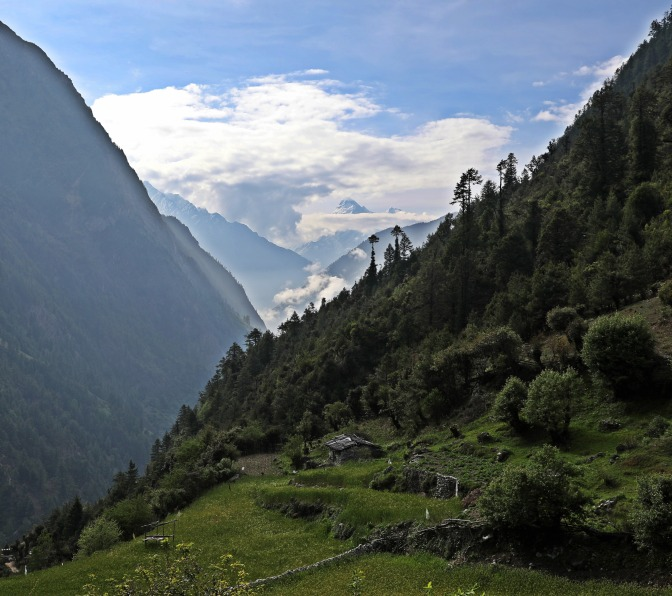 Buri Gandaki Valley
