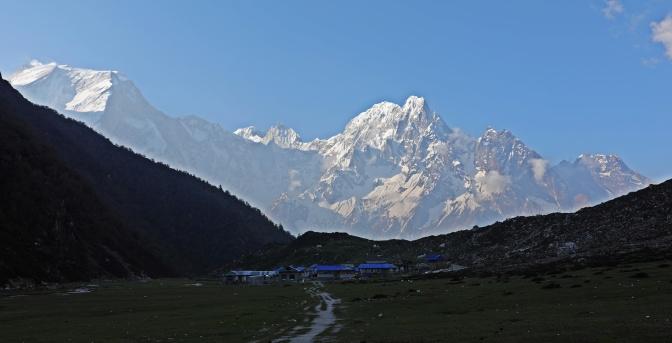 The village of Bimtang