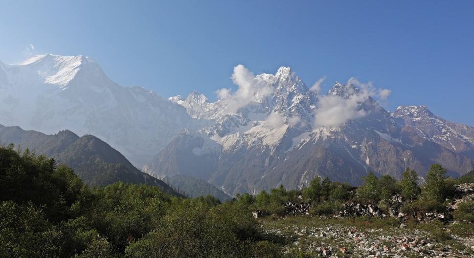 Phungi Peak