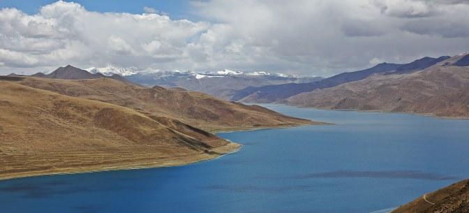 Yamdrok Tso (Lake)