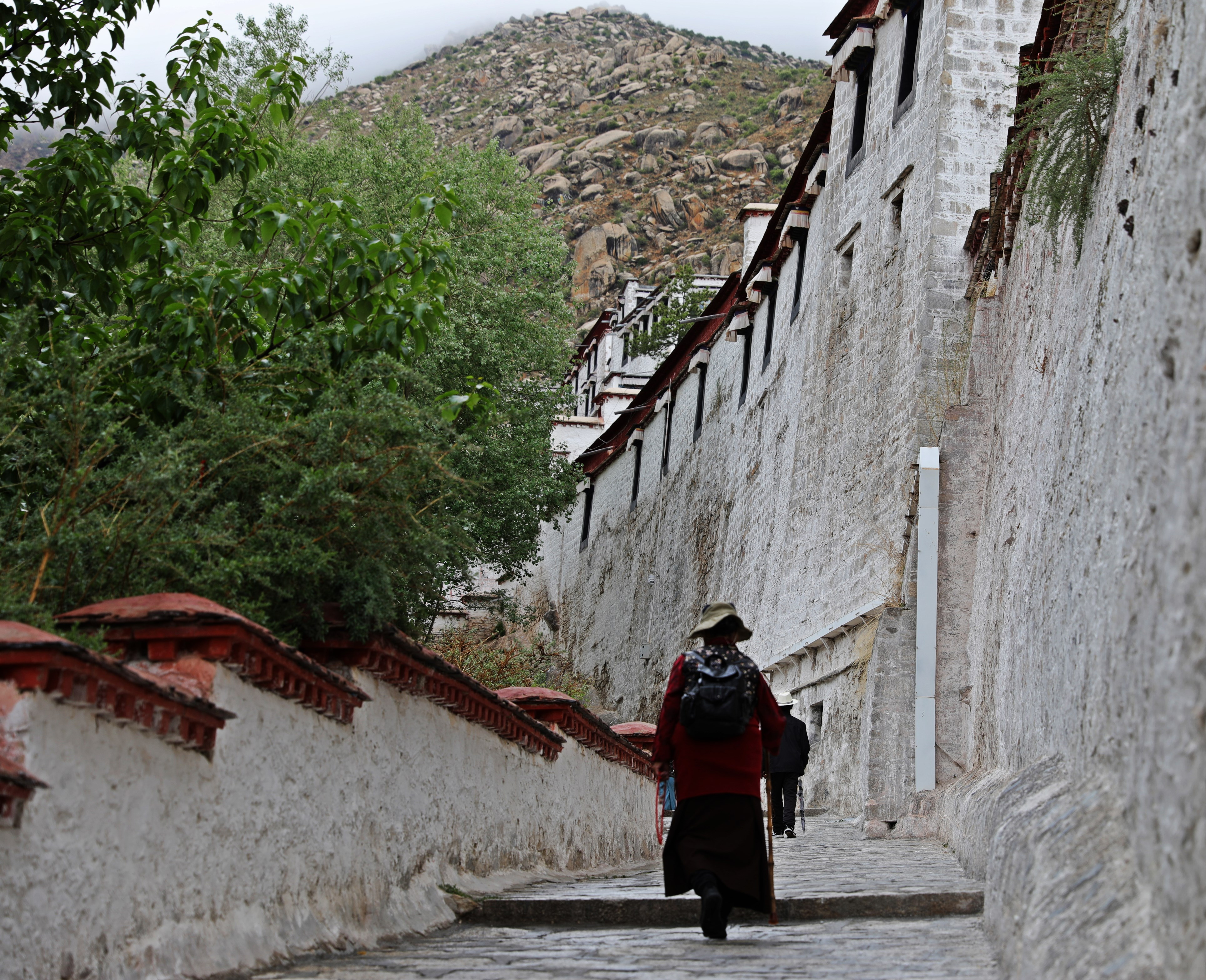 Dreprung Gompa, Lhasa