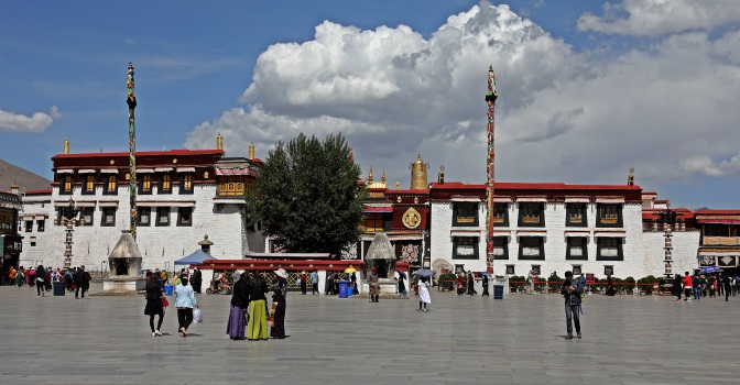 Jokhang Temple, Lhasa