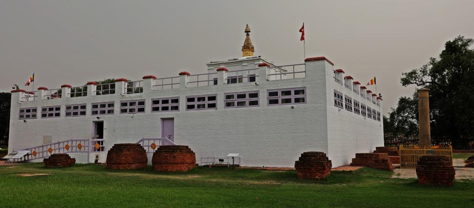 Mayadevi Temple, Lumbini