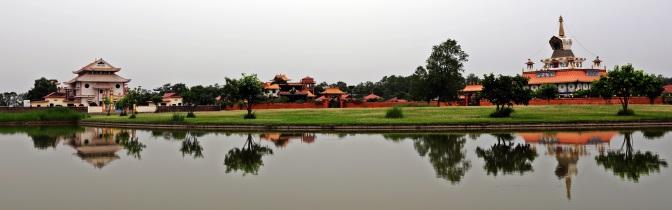 Monasteries, Lumbini