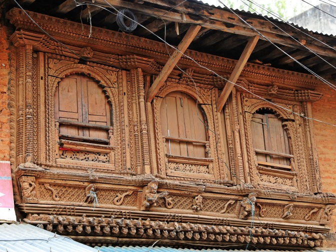 Newari architecture, Tansen