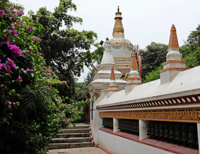 Swayambhunath kora