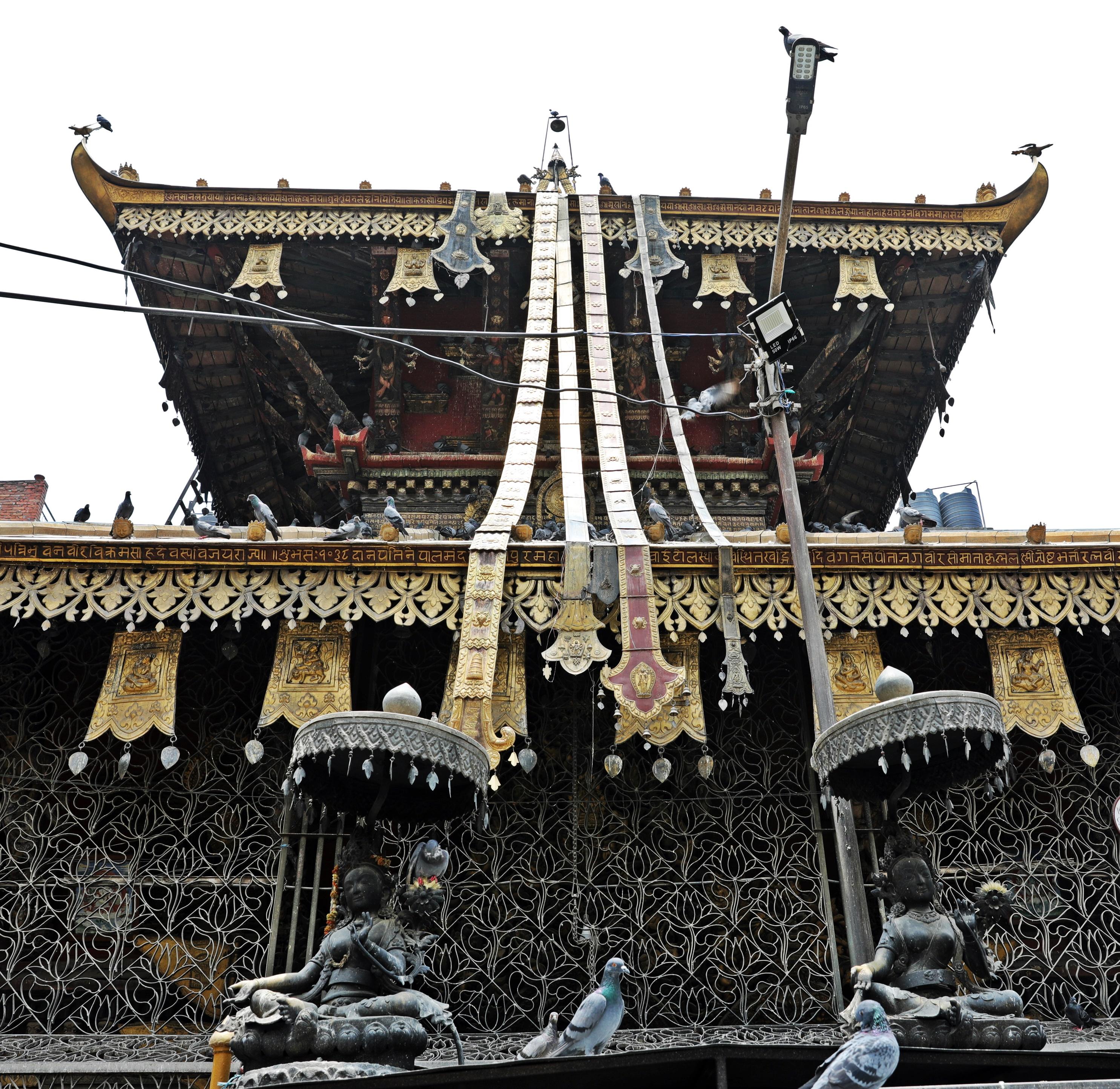 Temple, Kathmandu