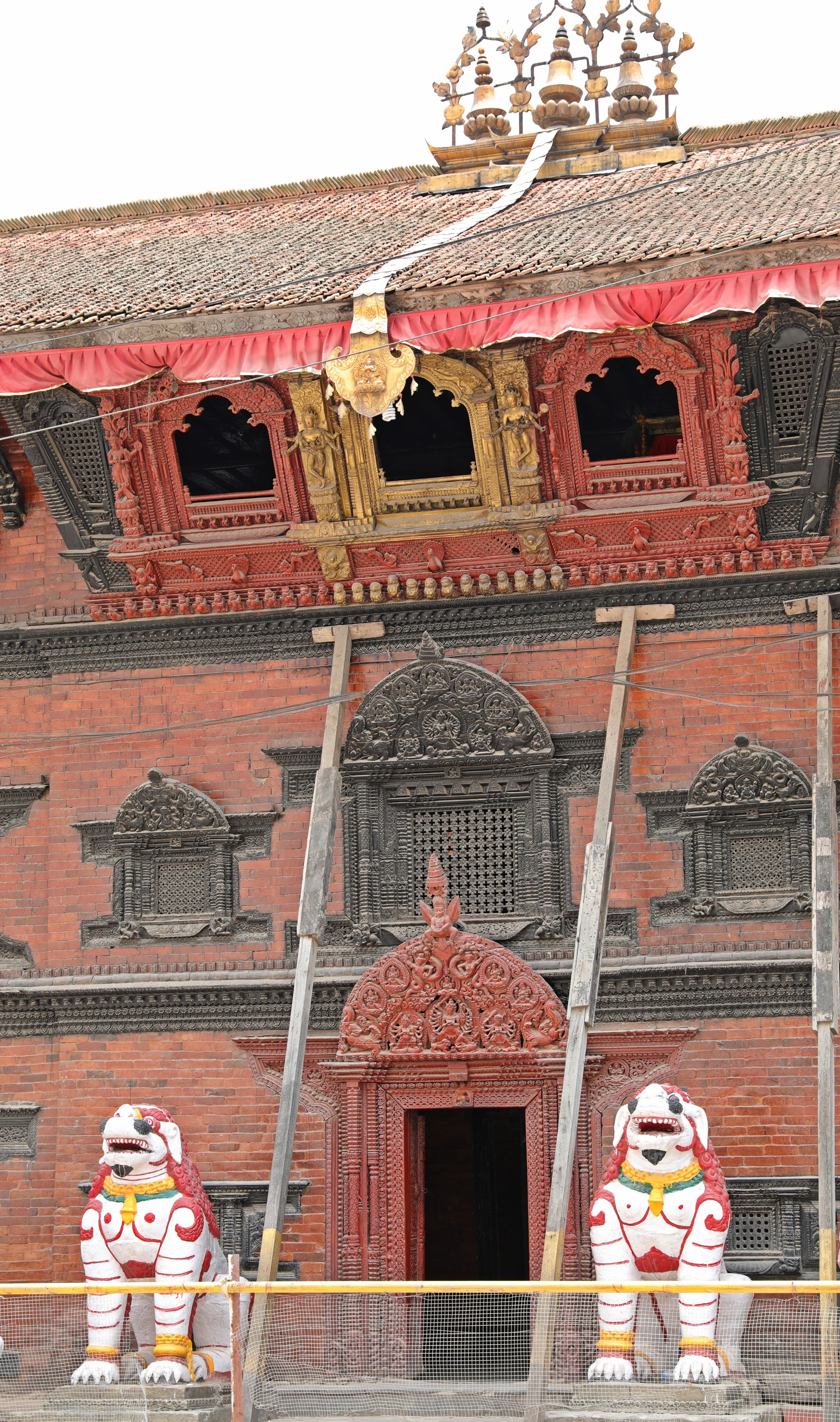 Kumari Bahal, home of the living goddess, Kathmandu