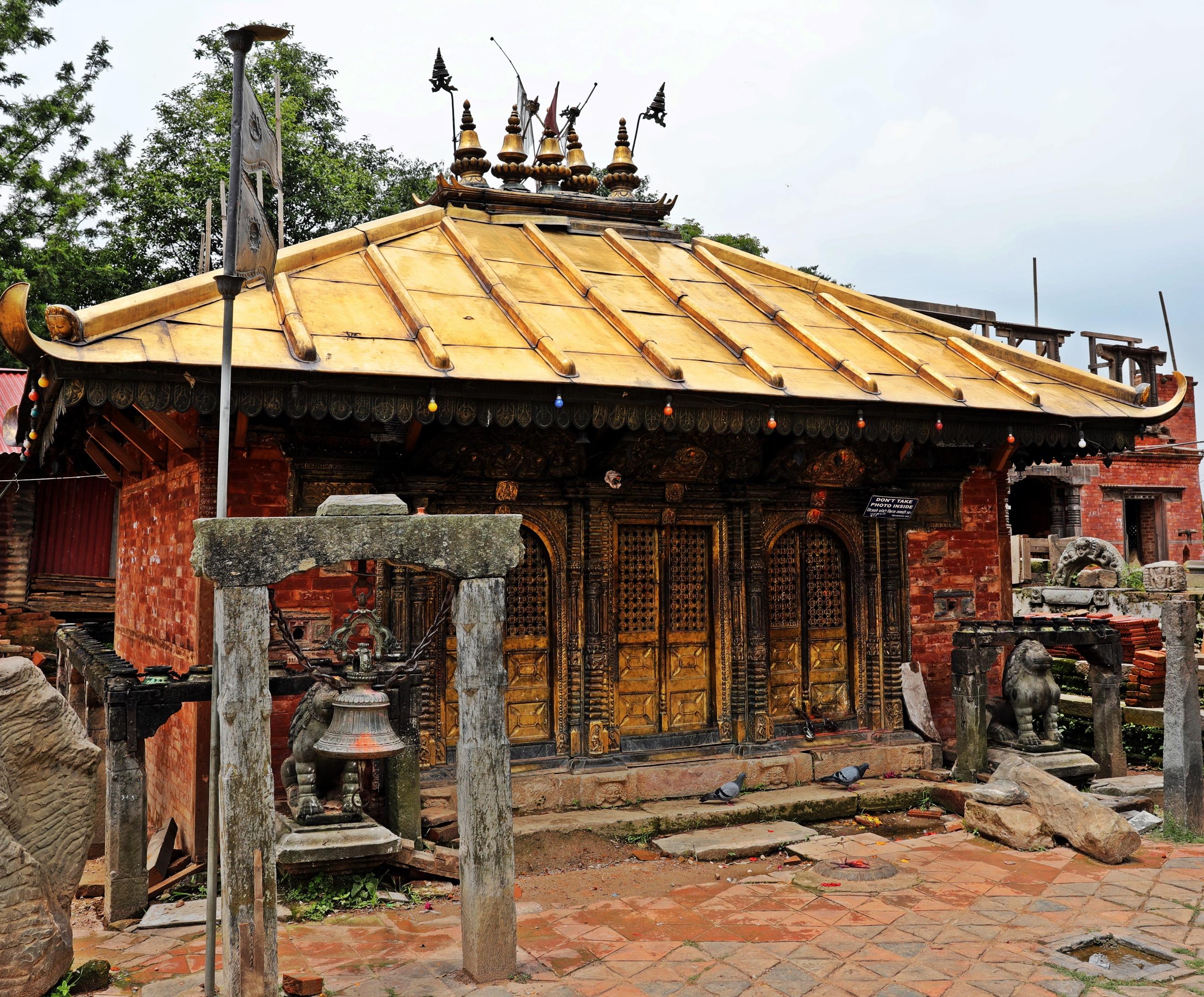 Changu Narayan Temple Complex
