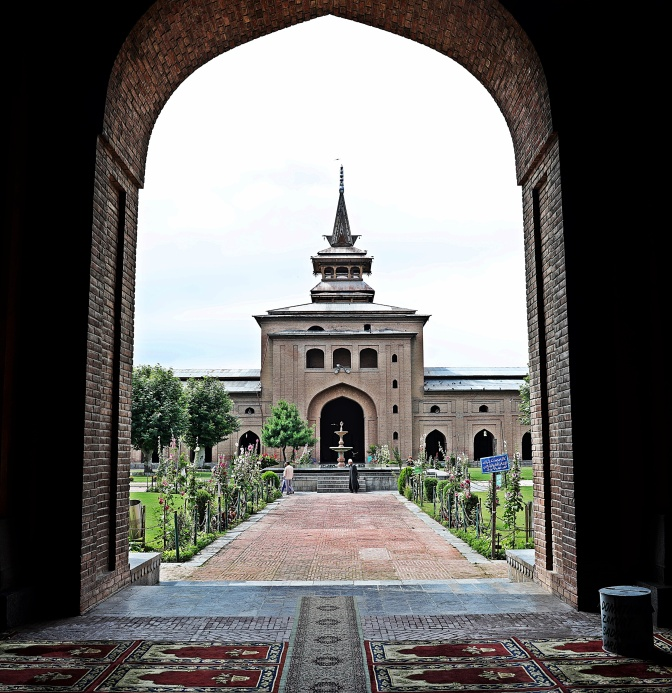 Jama Mosque, Srinagar