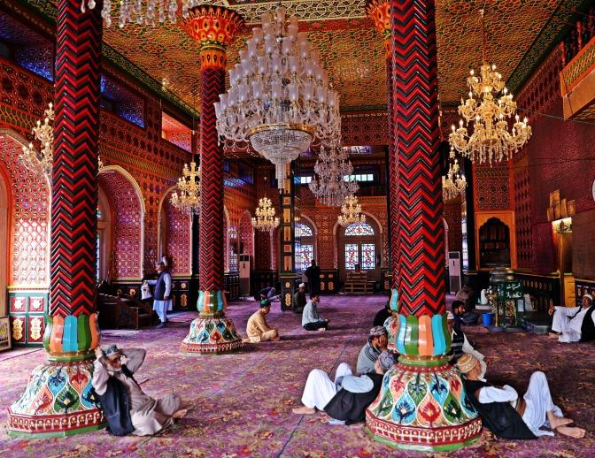 Khanqah Shah-i-Hamadan Mosque, Srinagar