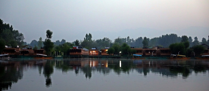 Dal Lake, Srinagar