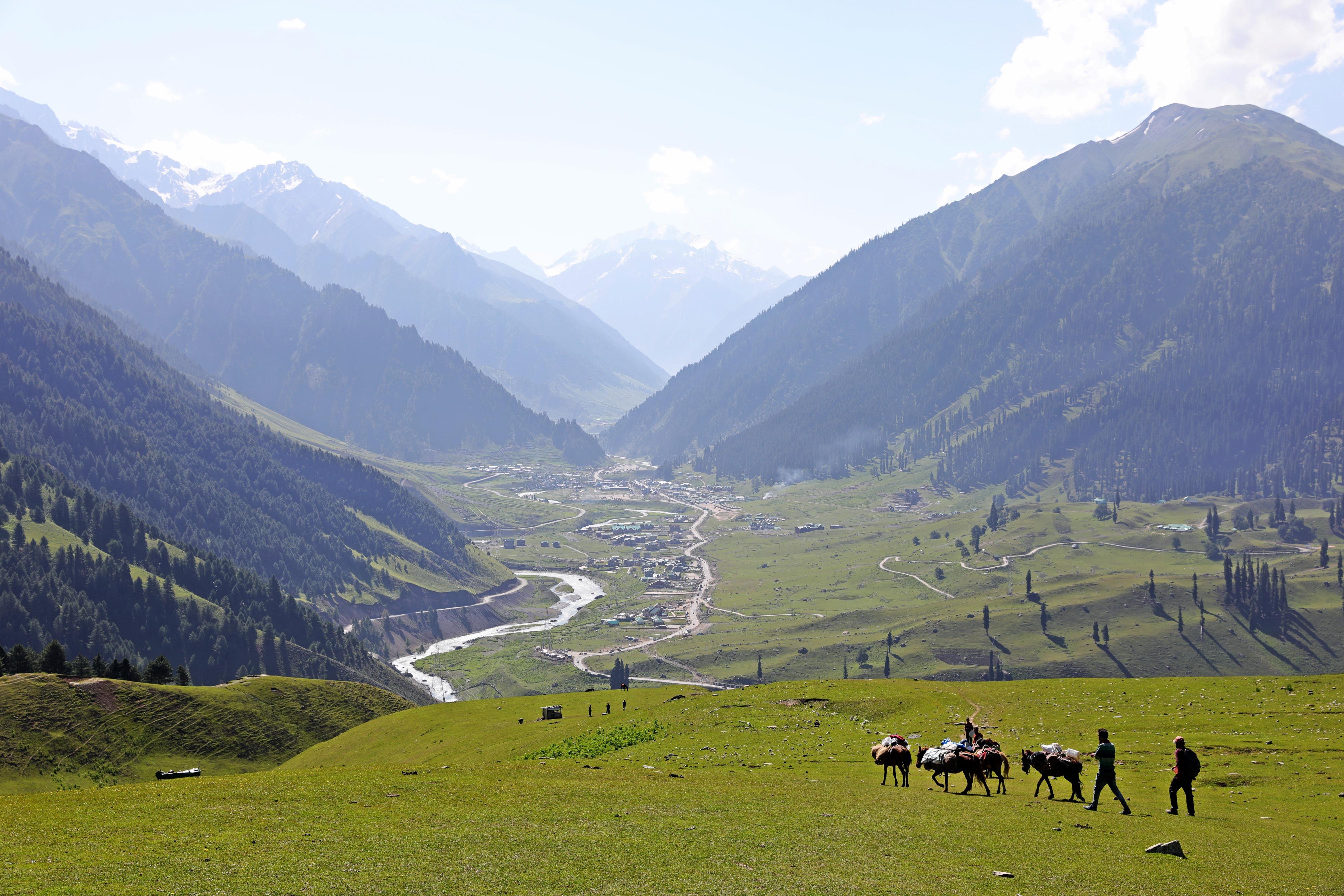 Sonemarg, Kashmir