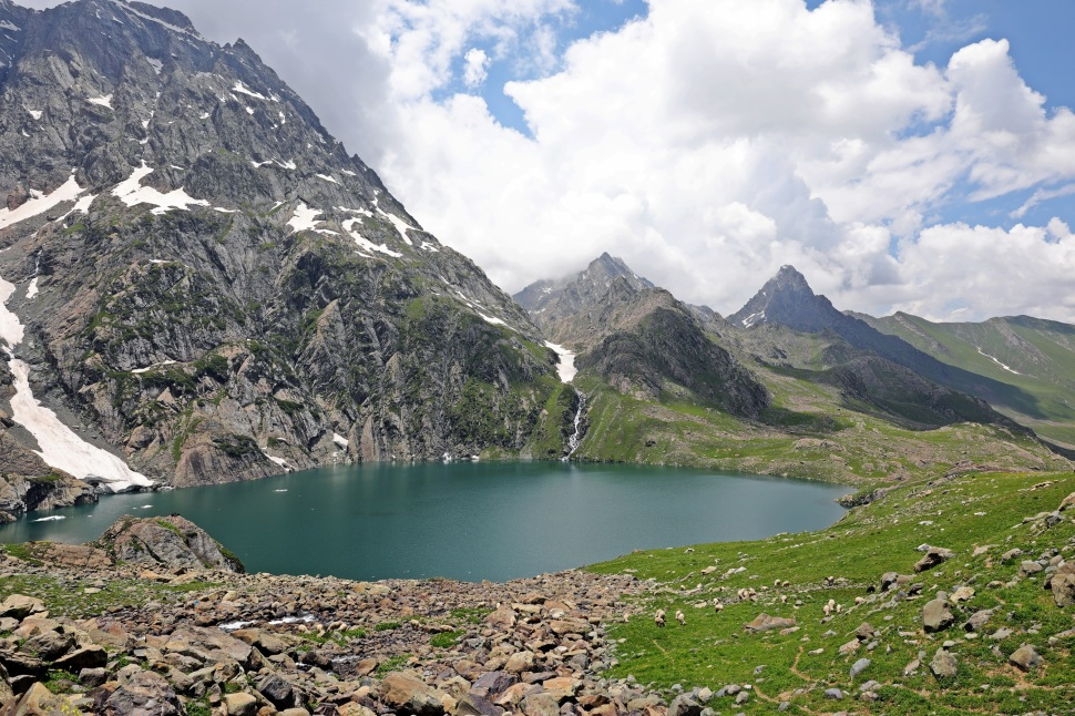 Gadsar Lake, Great Lakes Trek