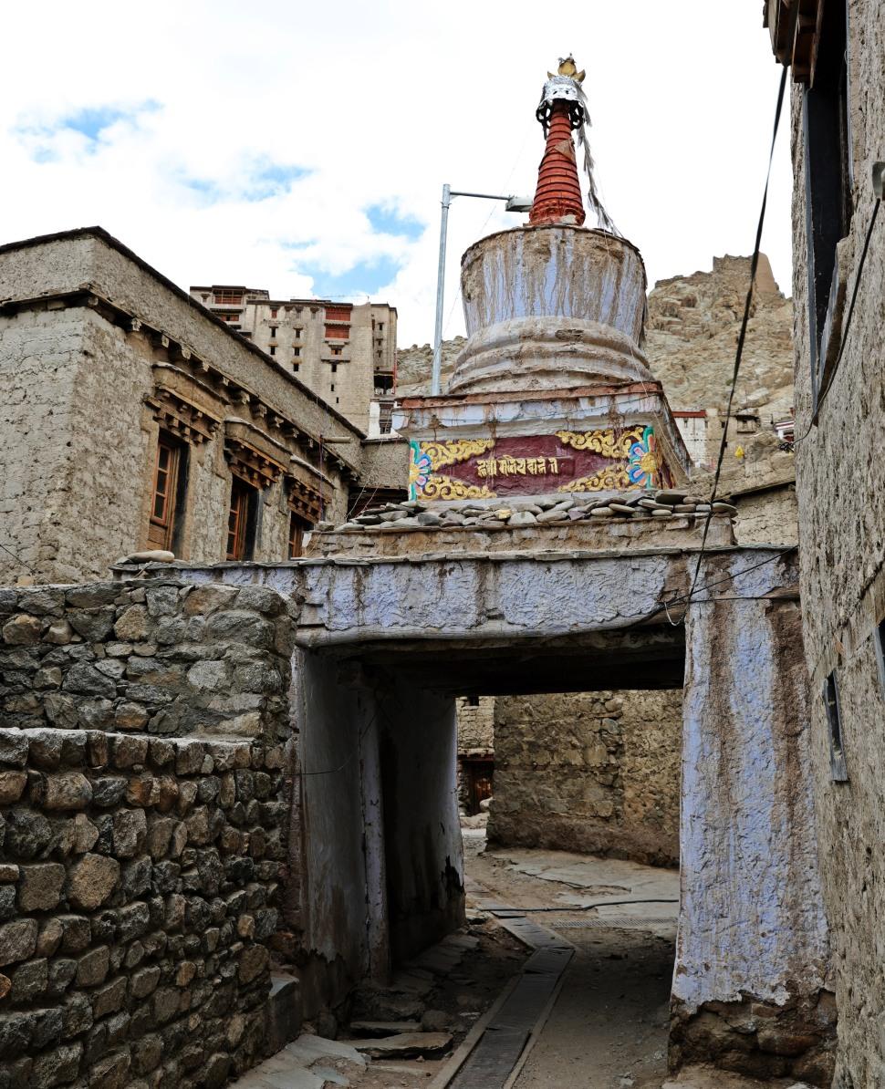 Old Town Leh