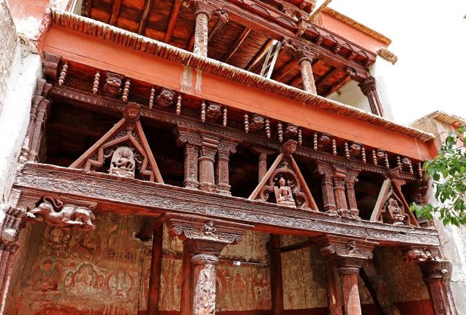 Sumrtsek Temple, Alchi