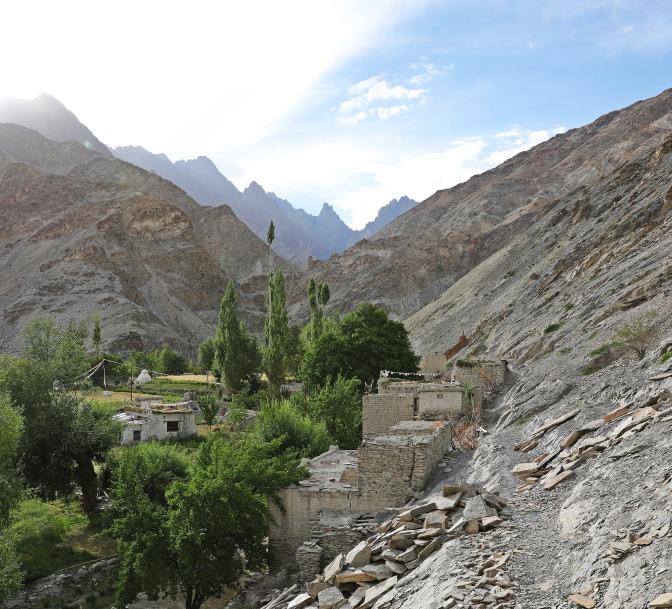 Chiling, Ladakh
