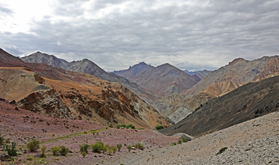 Zanskar Range from the Hidden Valleys Trek