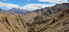 View from Prinkti La