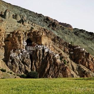 Phuktal Gompa from Yugar village
