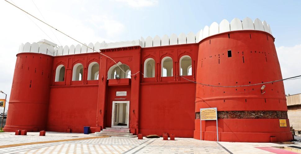 Anandpur Fort