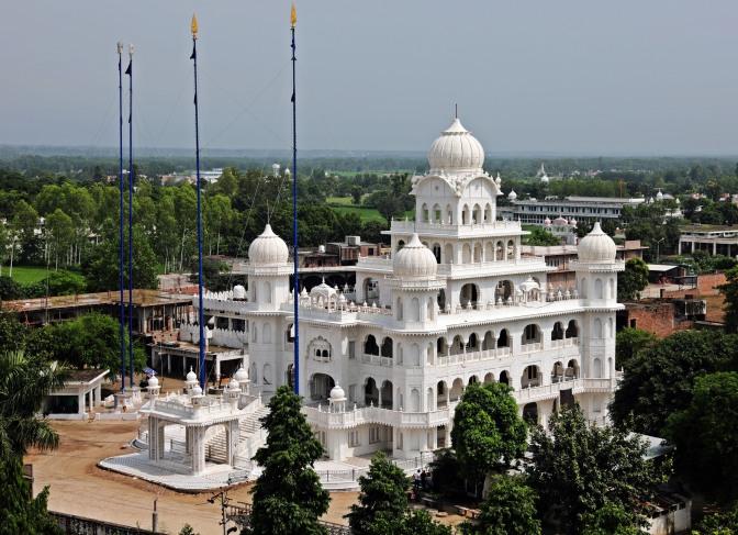 Gurdwara, Anandpur Sahib