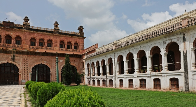 Qila Mubarak Fort