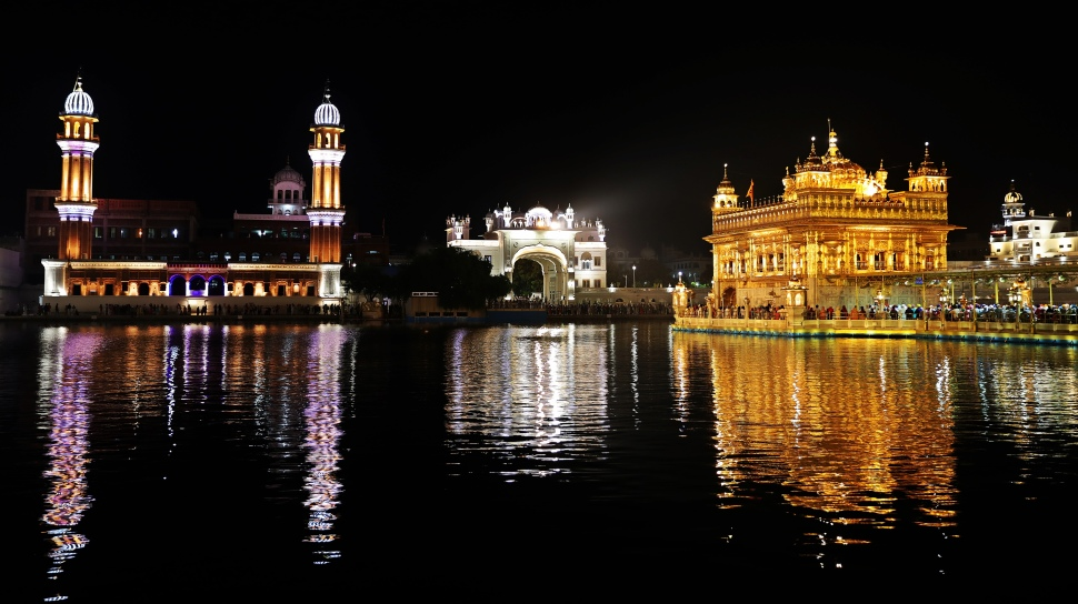 Golden Temple Complex, Amritsar