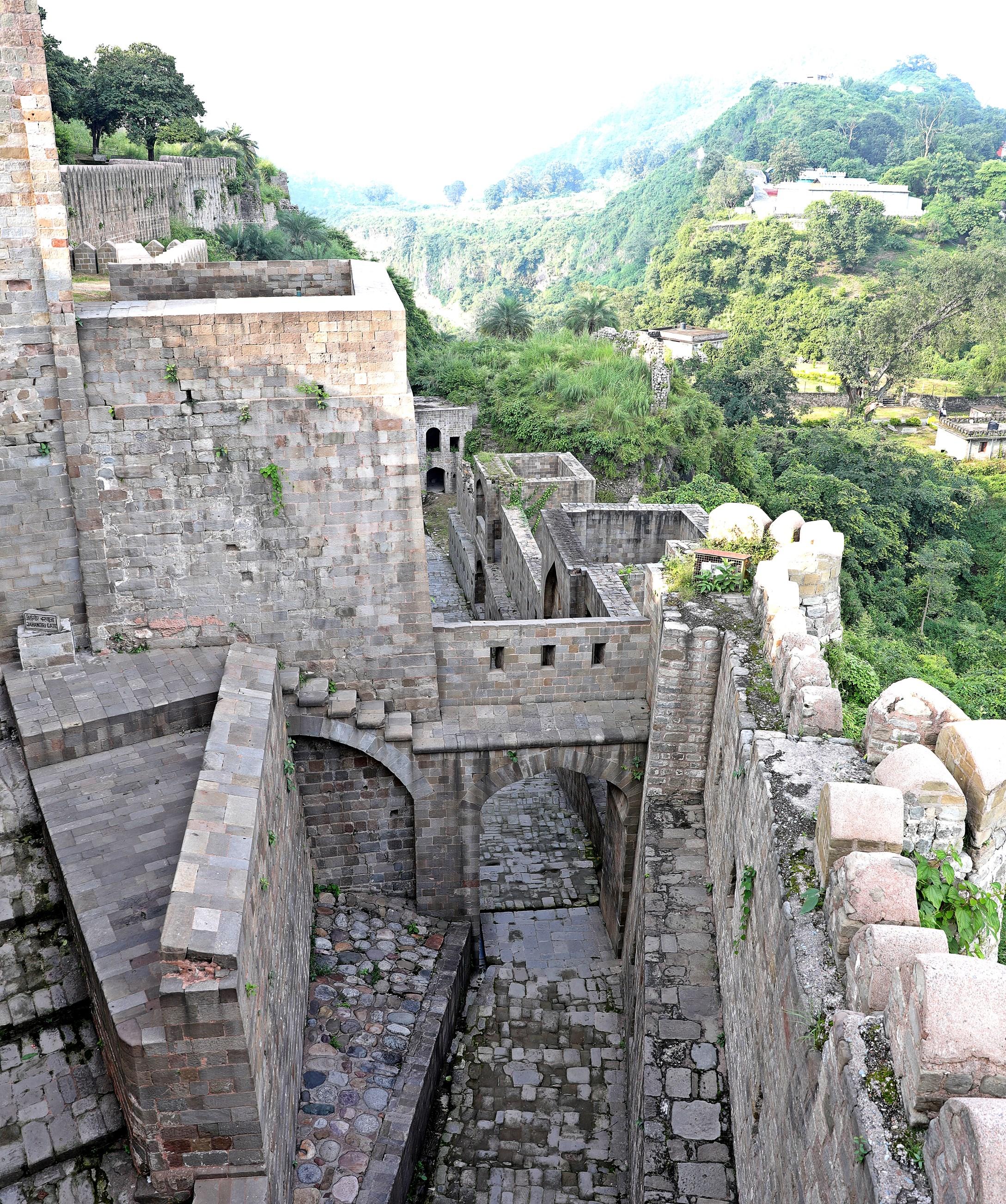 Kangra Fort, Himachal Pradesh