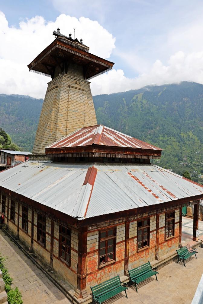 Manu Maharishi temple, Manali