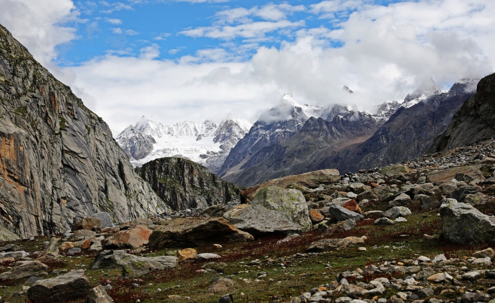 Seven sisters, Hampta Pass Trek