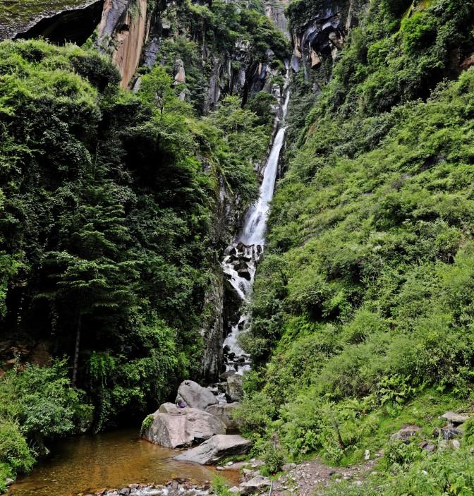 Jogini Waterfall, Vashisht, Himachal Pradesh