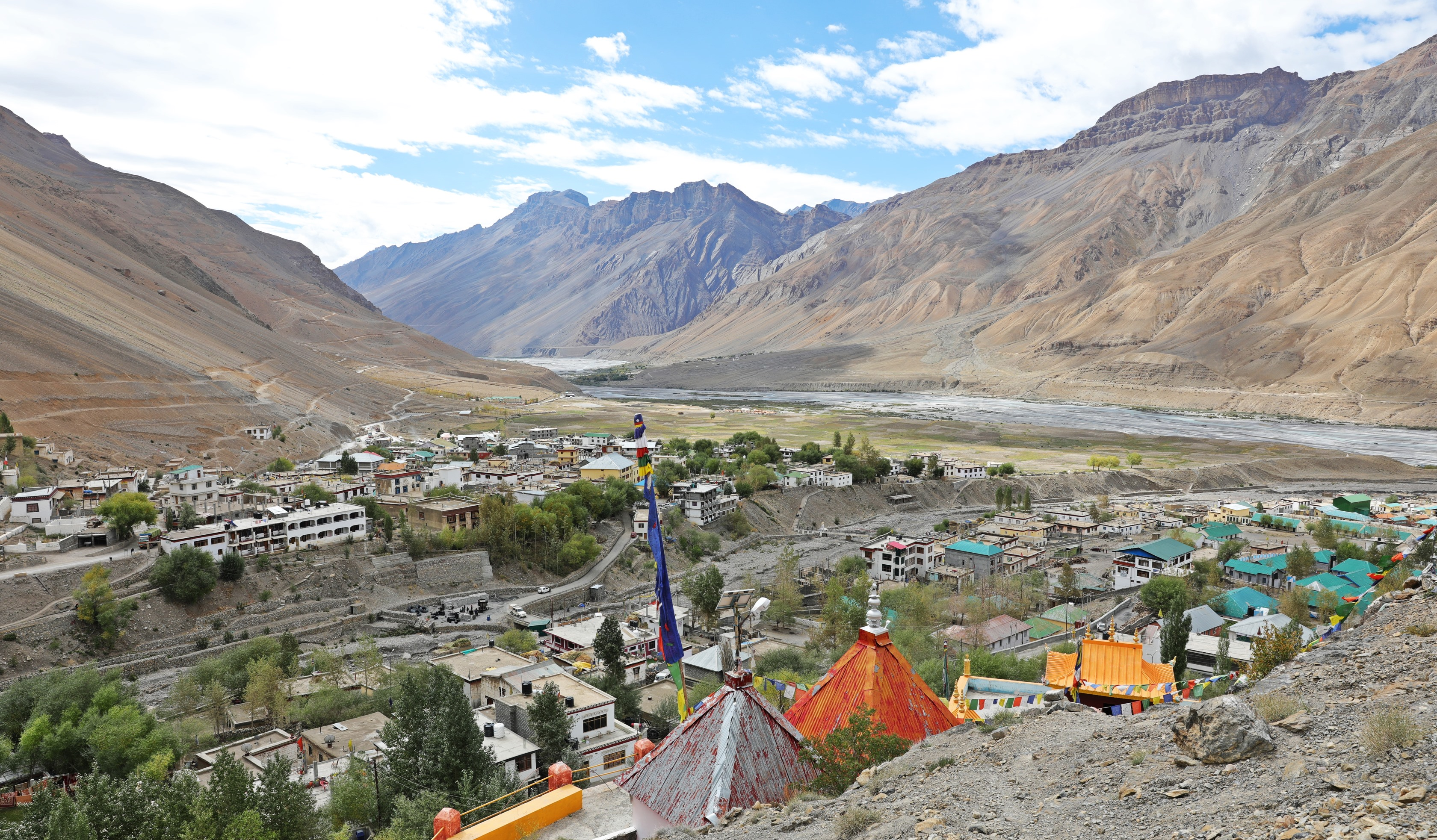 Spiti Valley and Kaza, Himachal Pradesh