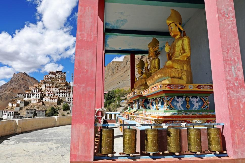 Key Gompa, Himachal Pradesh