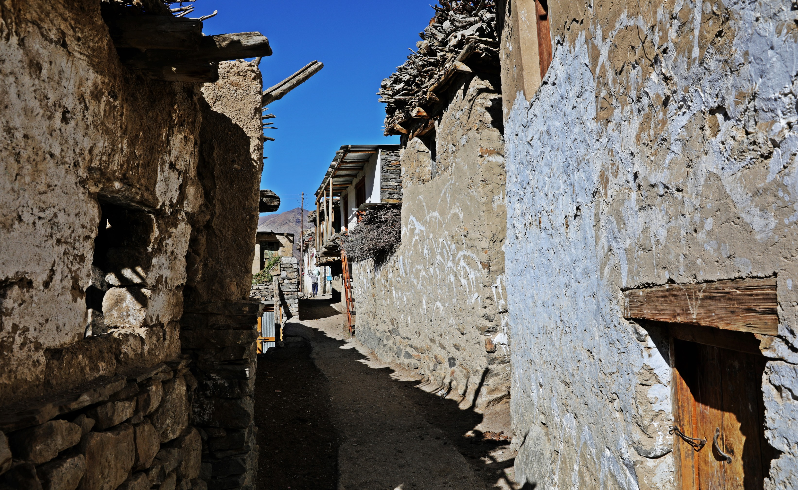 Old Town Nako, Himachal Pradesh