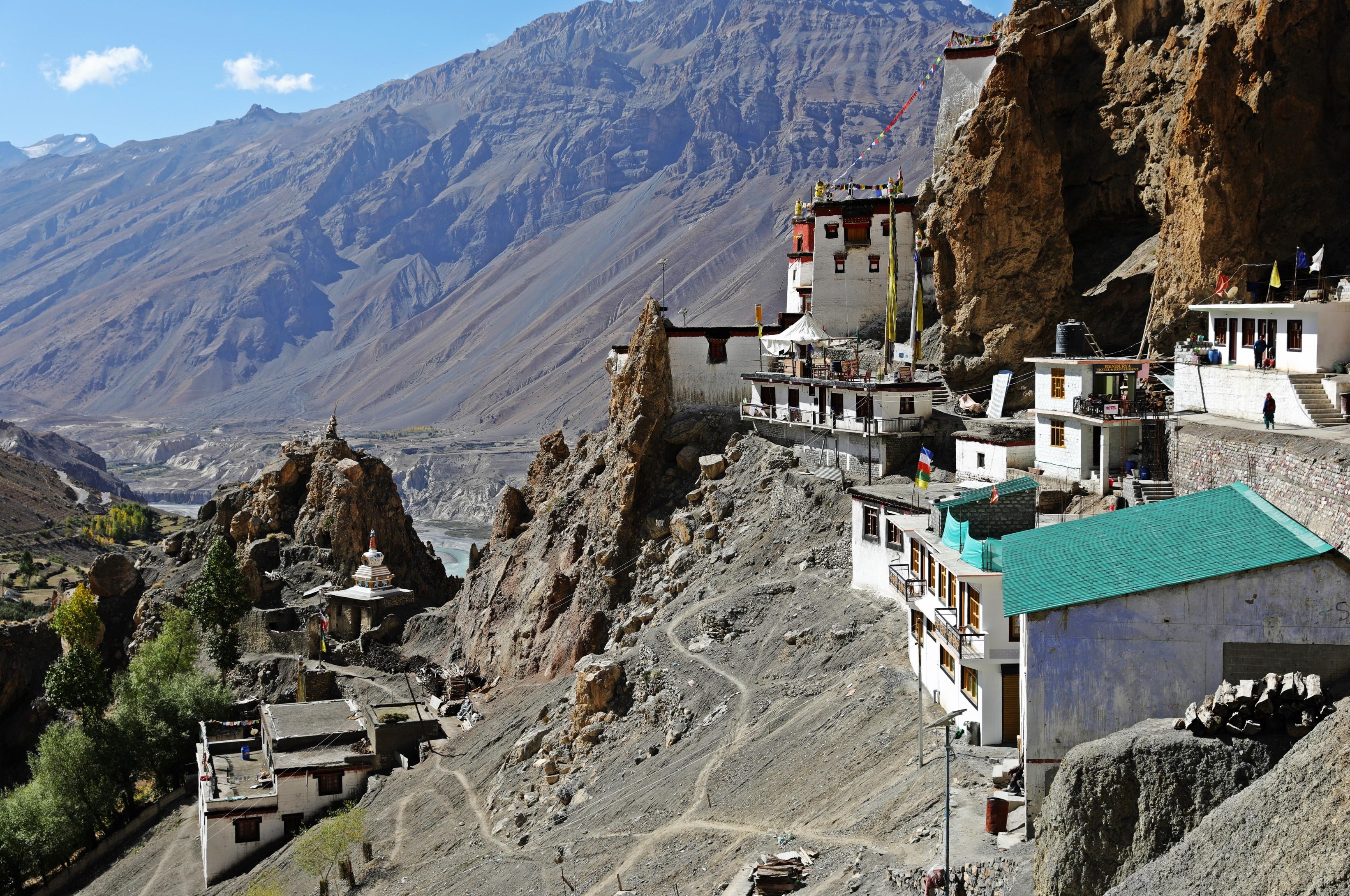 Dhankar Gompa, Himachal Pradesh