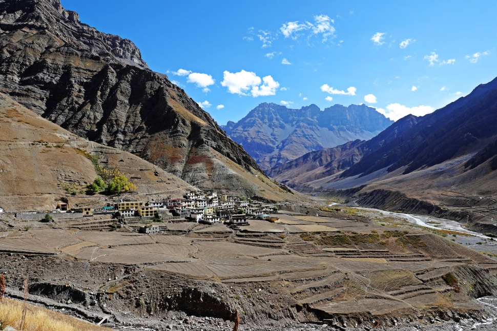 A closer look at Mudh village, Pin Valley