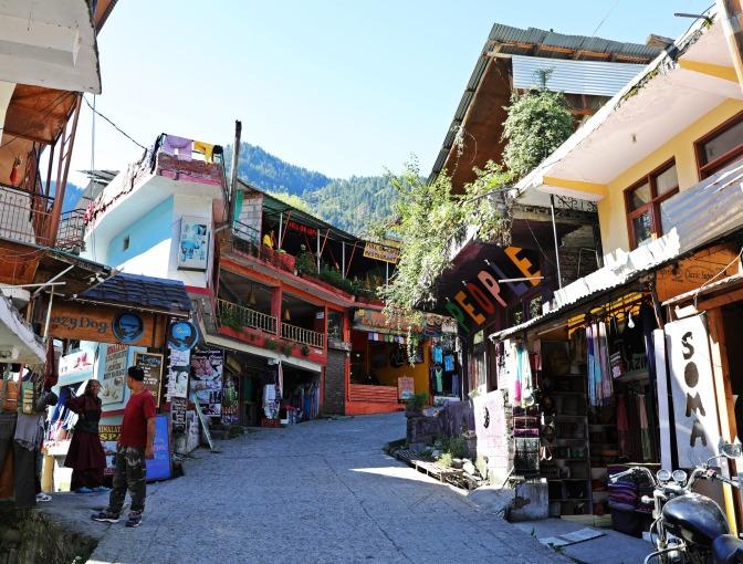 Old Manali, Himachal Pradesh