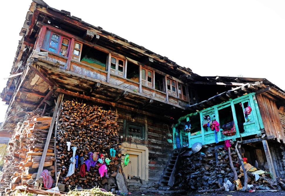 Malana Village, Himachal Pradesh