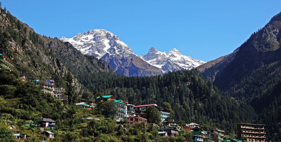 Tosh Village, Himachal Pradesh